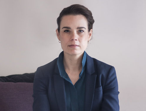 Nina Groes - grundlægger af Boss Ladies